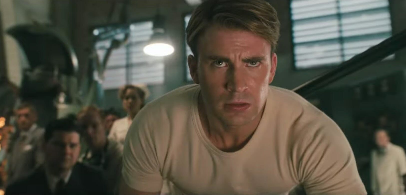 mcu phase 1 - captain america: first avenger