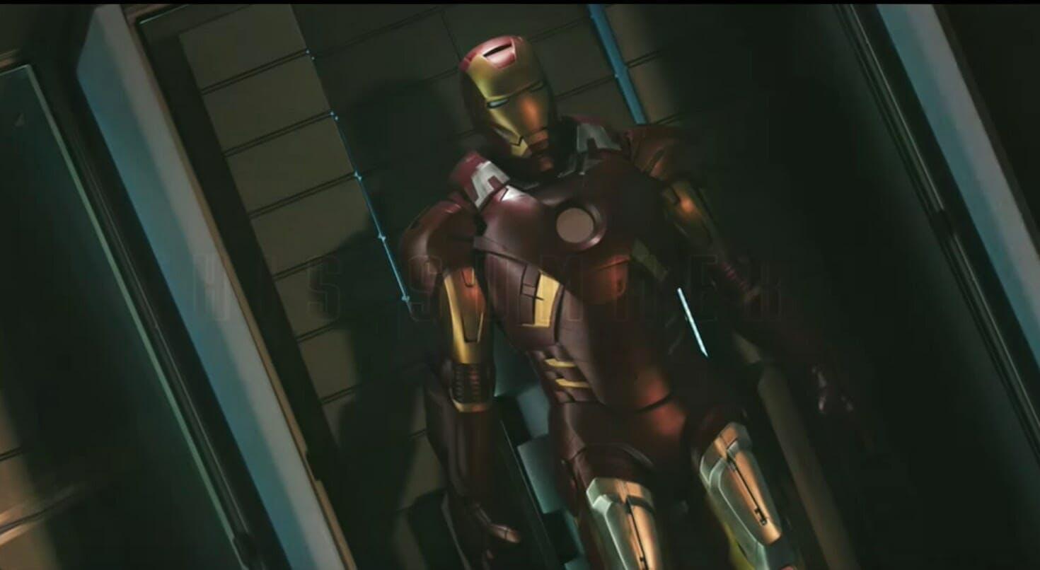 mcu phase 2 - iron man 3