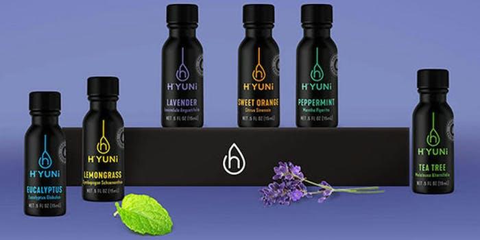 essential oils six-pack