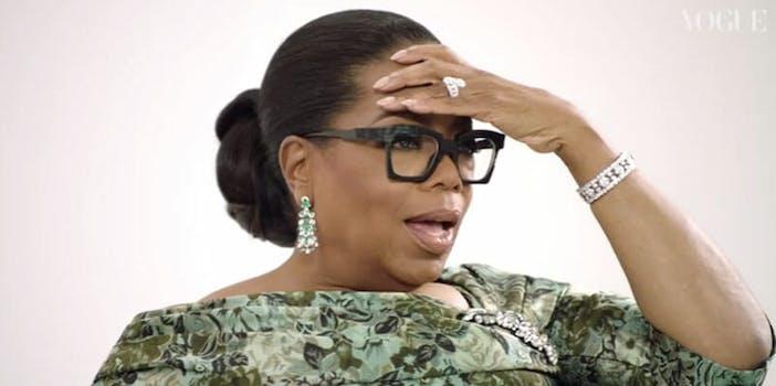 oprah google
