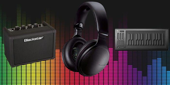 portable audio equipment