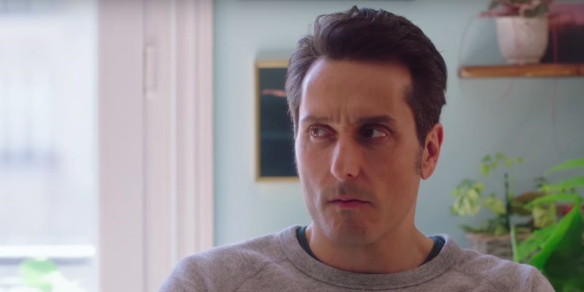 Rom-coms on Netflix: I am Not an Easy Man