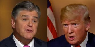 Sean Hannity says Trump had a 'very strong' performance in his press conference with Russian President Vladimir Putin.