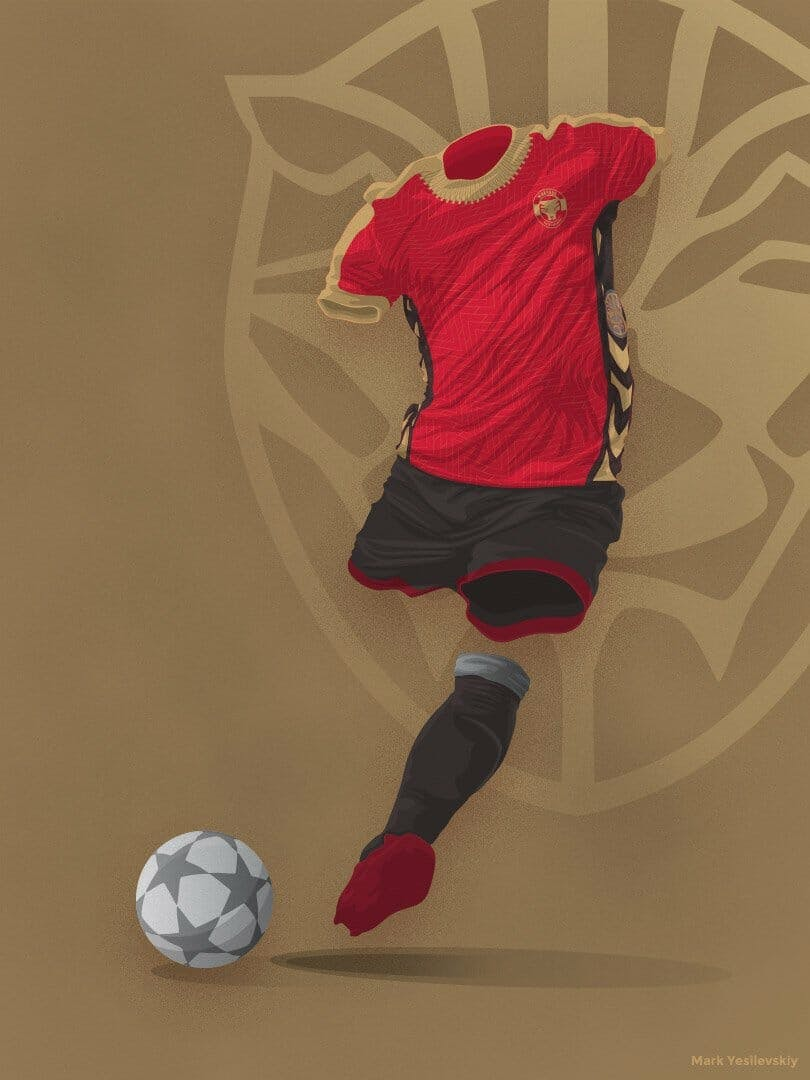 wakanda dora milaje soccer