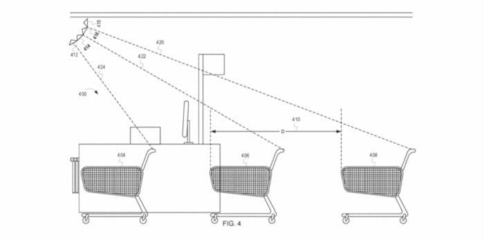 walmart surveillance patent