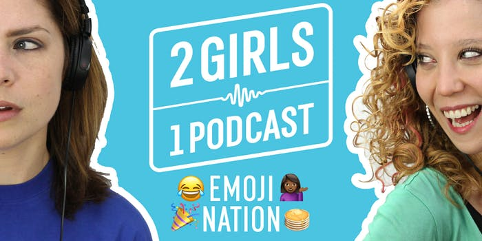 2 Girls 1 Podcast: Emojination and the Quest for Better Emoji