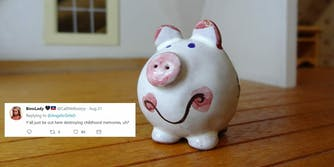 This 'little piggy' tweet ruined everyone's childhood.