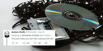 User Frederic Roberto got the backlash of his life with his viral tweet, which celebrated his generation's ability to do things without the convenience of the internet.