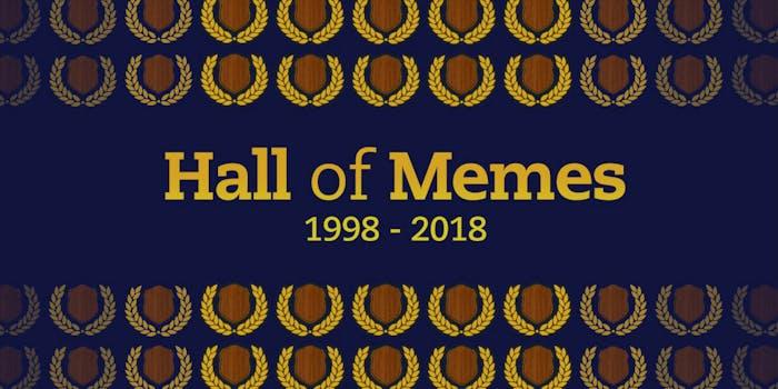 hall of memes