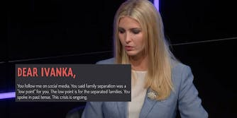 """Celebrities have launched an Instagram campaign called """"Dear Ivanka"""" to get the attention of one of President Donald Trump's top advisers."""