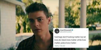 Fans allegedly found some unsettling old tweets from the To All the Boys I've Loved Before actor Israel Broussard, which included anti-Black Lives Matter and racist posts.
