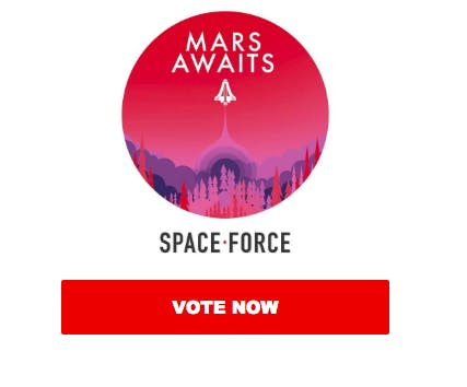 mars space force
