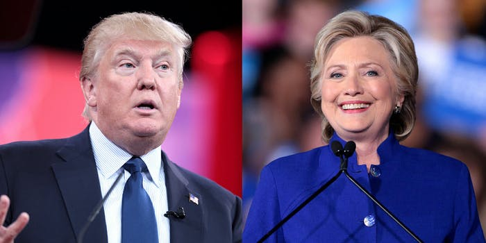 The FBI pushed back after President Donald Trump pushed claims earlier this week that China had hacked Hillary Clinton's email server while she served as Secretary of State.