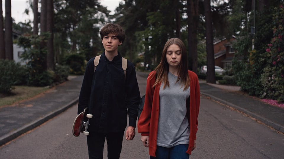 best netflix original series 2018 - The End of the F***ing World