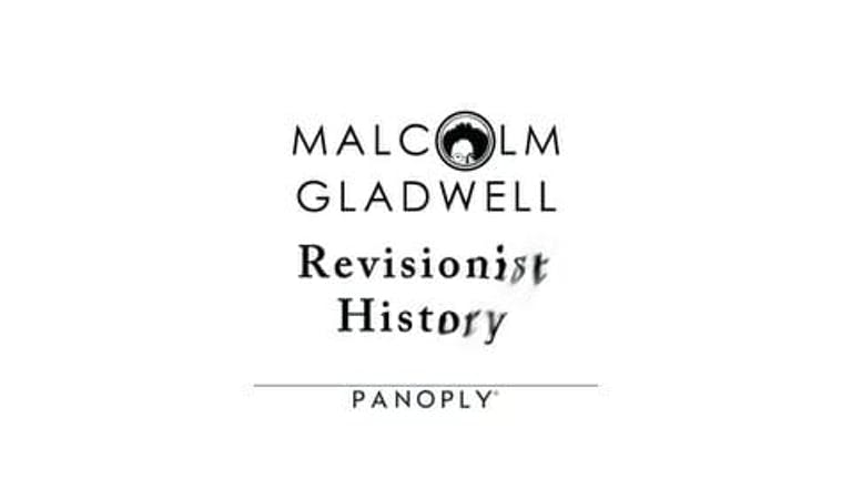 best podcasts on spotify - revisionist history