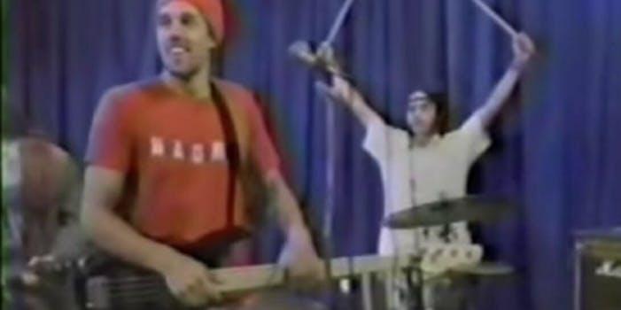 Beto O'Rourke Foss band