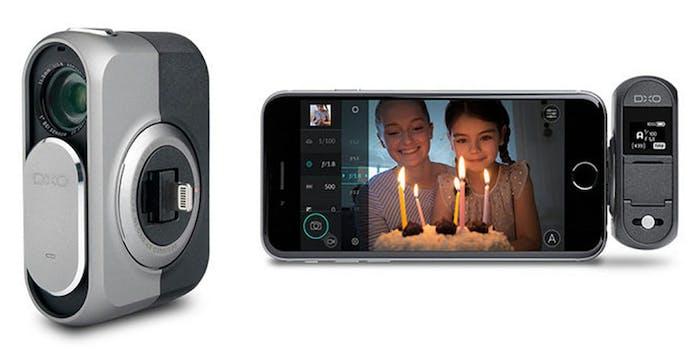 iphone digital camera