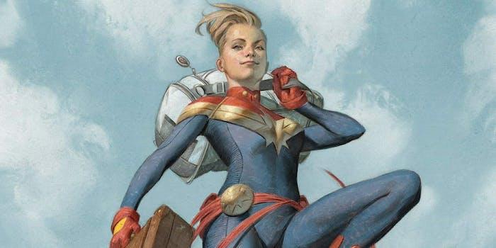 'Avengers: Infinity War' Easter Egg Reveals Possible 'Captain Marvel' Plot
