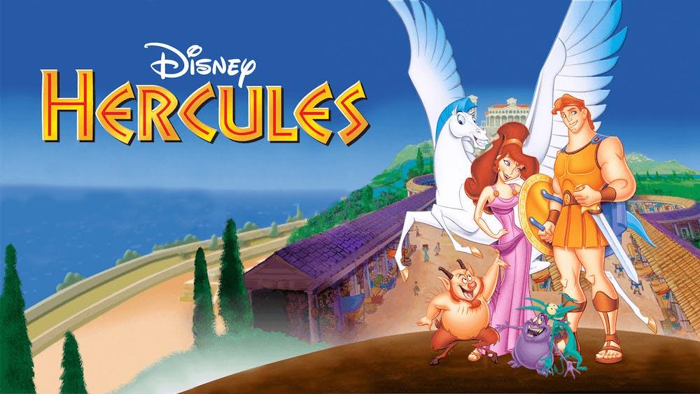 disney movies hulu list - hercules