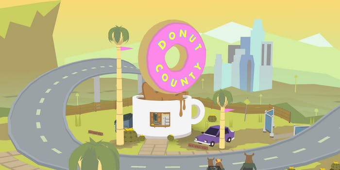 donut county review