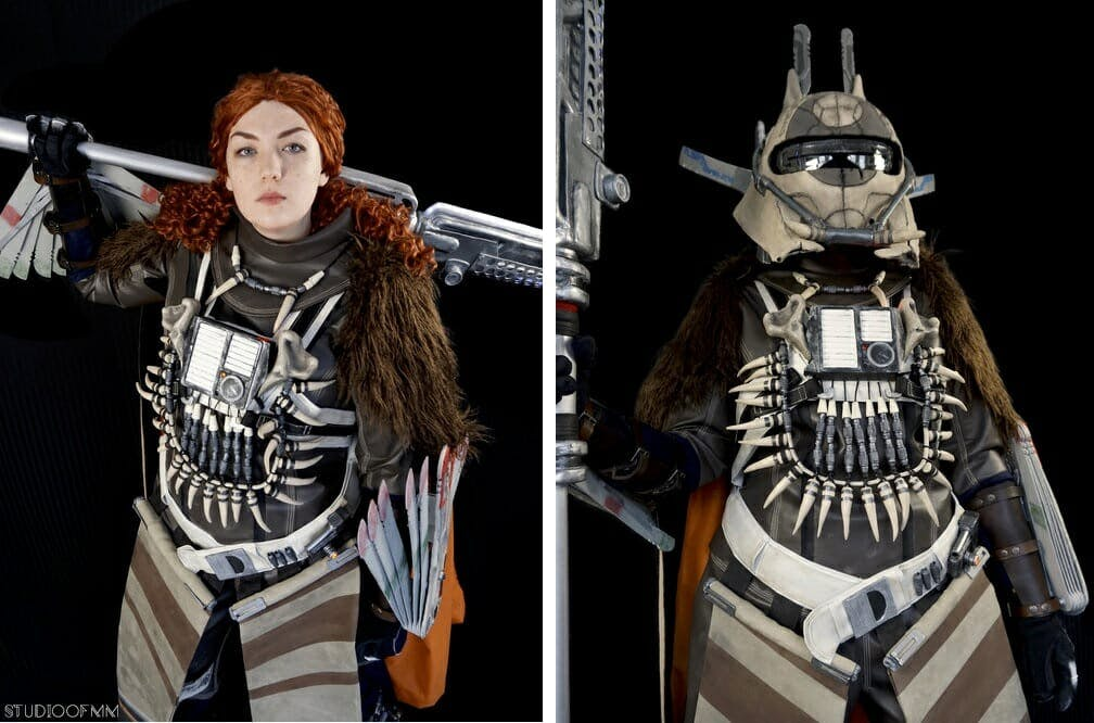 enfys nest cosplay photo