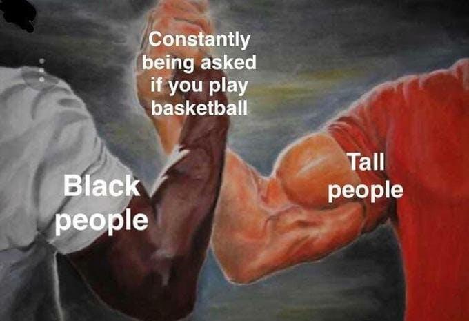 epic handshake basketball