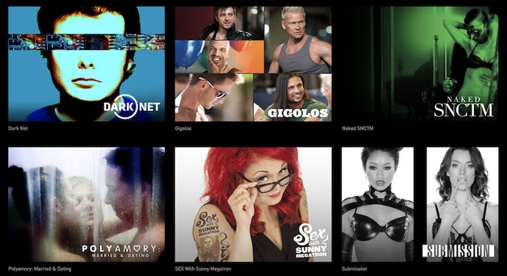 How to watch porn on Apple TV with these shows on Showtime