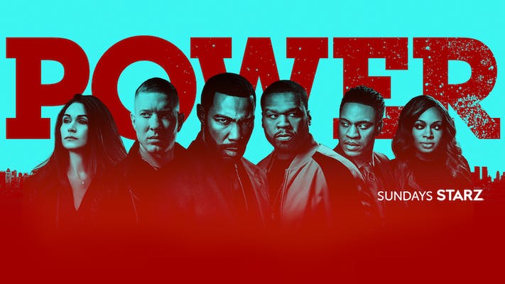 The cast of Power on Starz
