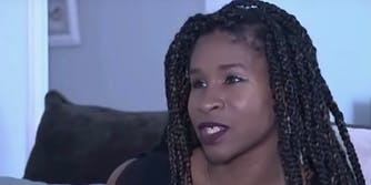 Kandice Mason says she was suspended from teaching after school officials were sent a video of her pole dancing routine.