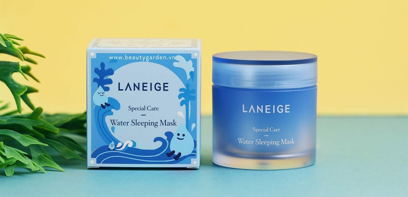 Sleep masks are the final step in the Korean skincare routine