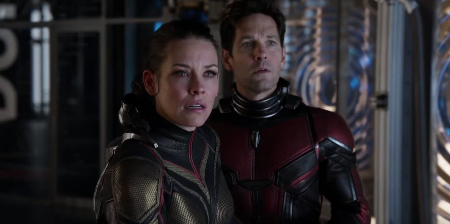 mcu movie timeline - ant-man and the wasp