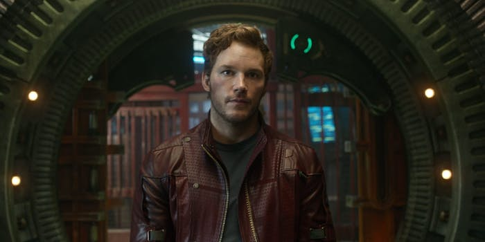 mcu phase 2 movies in order - guardians of the galaxy