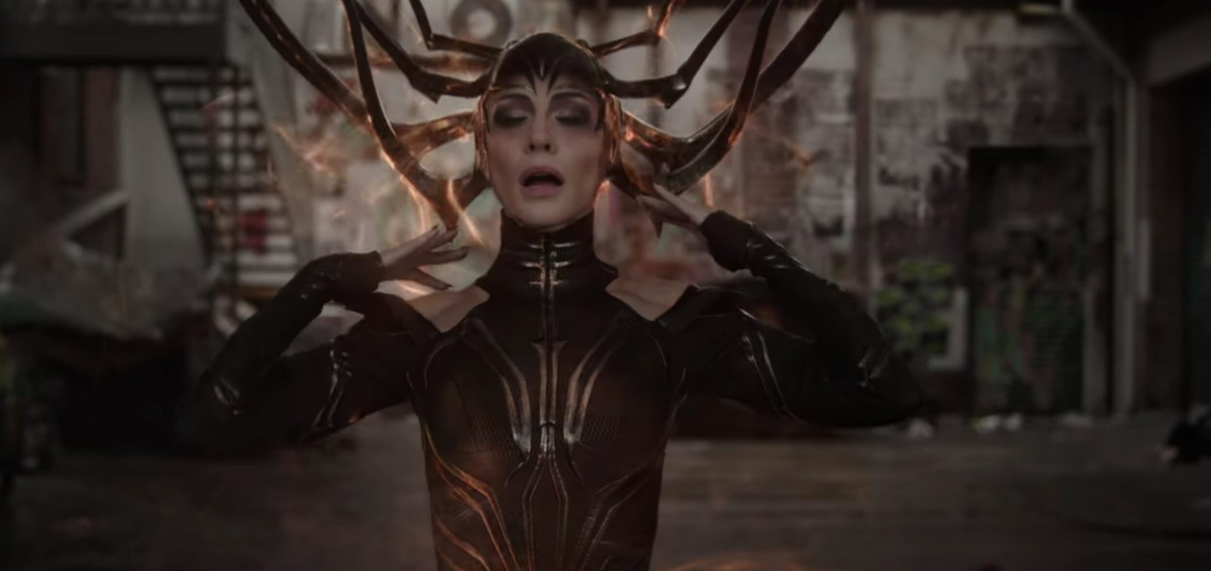 mcu phase 3 villains - hela from Thor