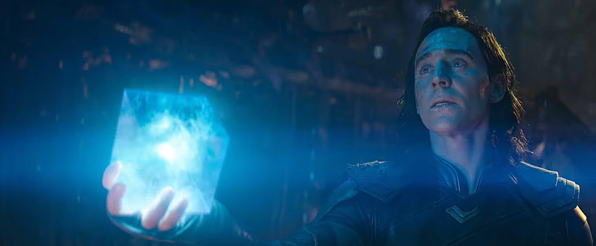 mcu phase 4 - Loki gives an Infinity Stone to Thanos