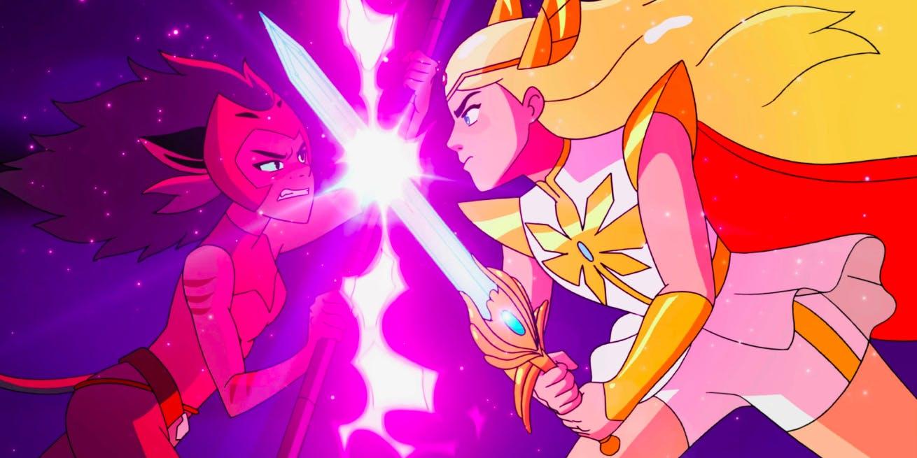 Netflix original series: She-Ra and the Princesses of Power