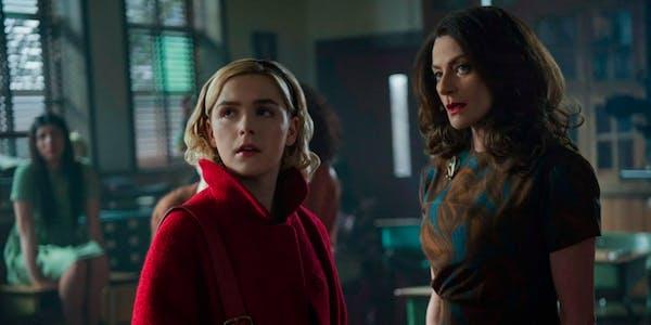 Netflix originals 2018 - Chilling Adventures of Sabrina