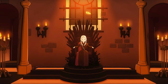 reign game of thrones