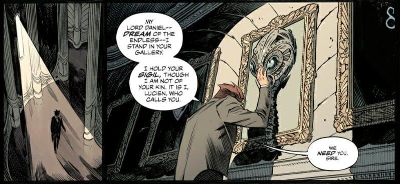 best new commics 2018 - sandman universe dreaming