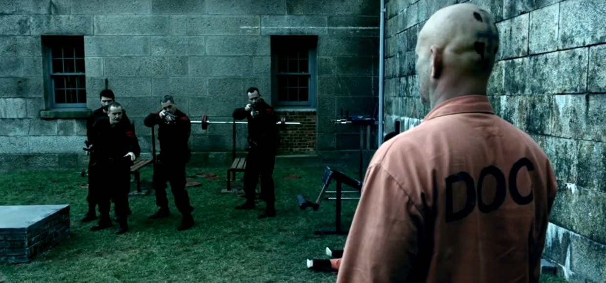 serial killer movies on amazon - brawl in cell block 99