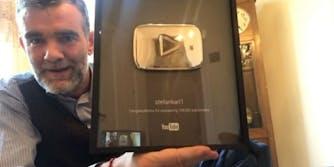 stefán karl stefánsson youtube 1 million subscribers