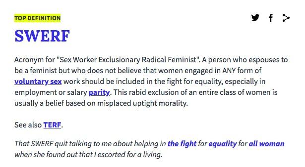 swerf feminism