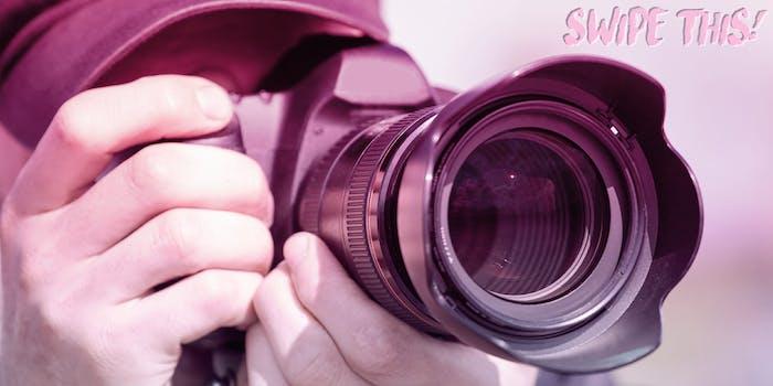 swipe this photographer