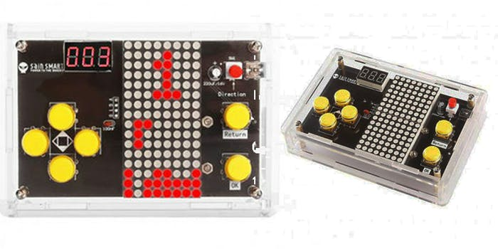 diy game console kit