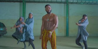 This is Nigeria banned Falz