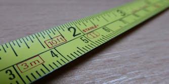 measure dick size