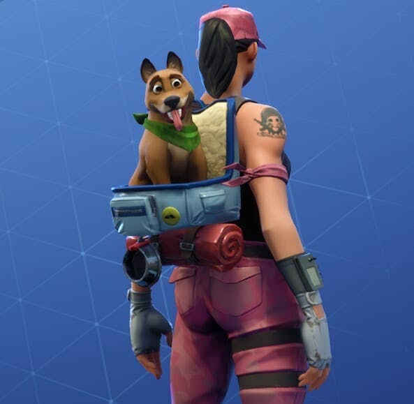 Bonesy is the very first pet that players can unlock in Fortnite: Battle Royale