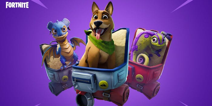 Fortnite now has pets, and here's how to unlock all seven of them.