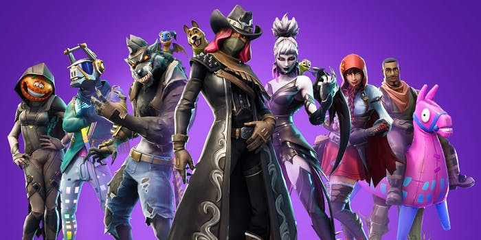 These are the seven new skins in Fortnite Season 6's Battle Pass.