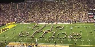LSU pays tribute to the Office