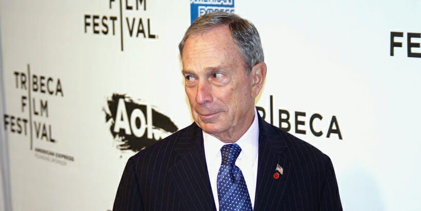 Is Michael Bloomberg running for president in 2020?